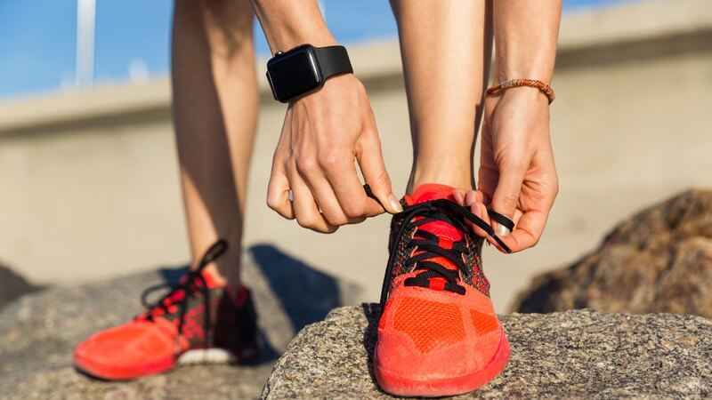 Comment contrôler vos performances sportives depuis votre poignet