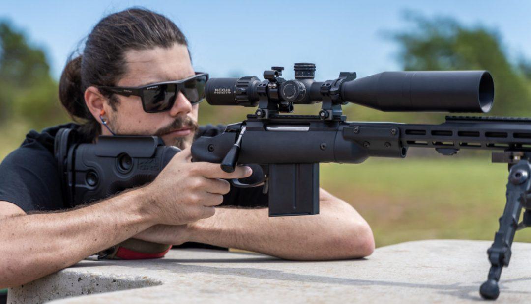 Comment choisir sa lunette de tir de précision pour le tir sportif en stand ?