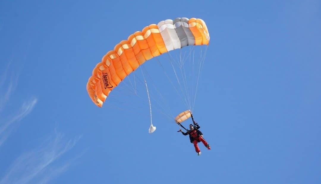 Trouvez votre matériel facilement pour vos sauts en parachute