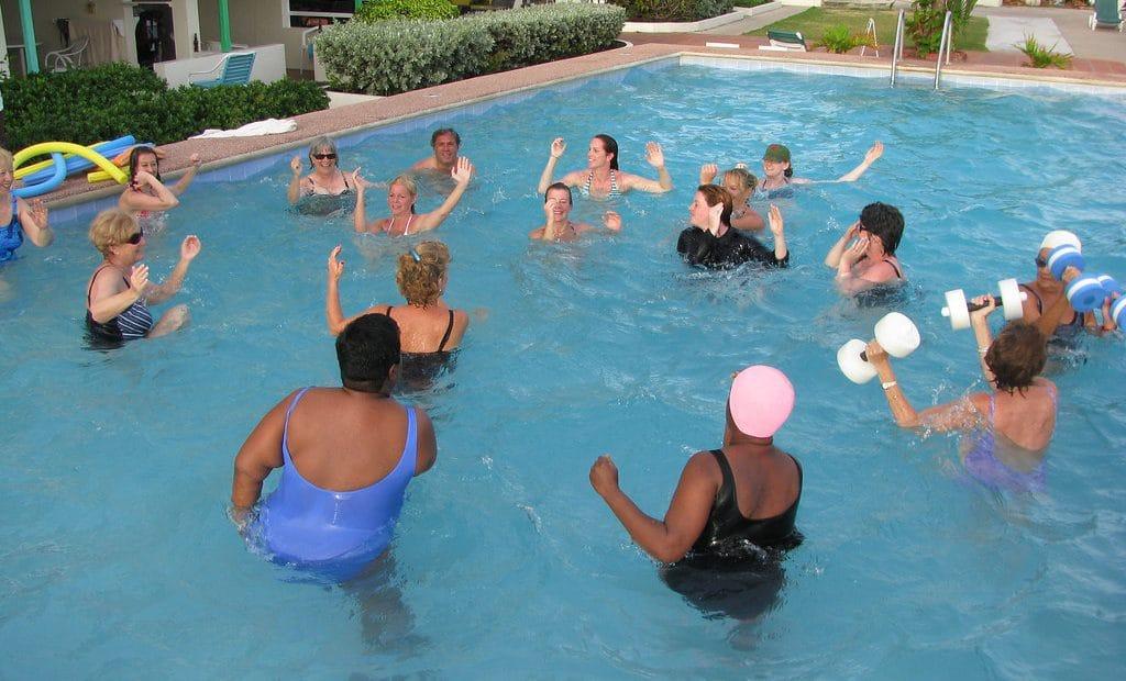 L'aquaforme: une activité physique pour tout le monde!