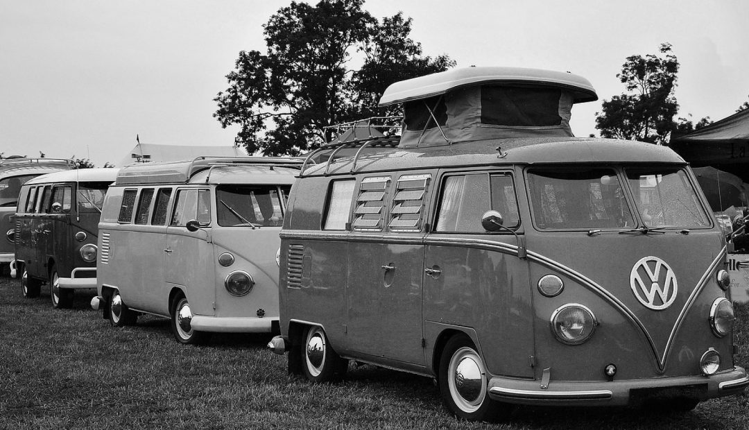 De nombreux vans sont à louer pour vos prochaines vacances