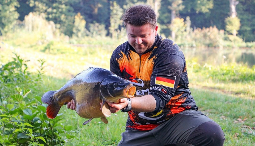 S'équiper pour pêcher la carpe en grands lacs