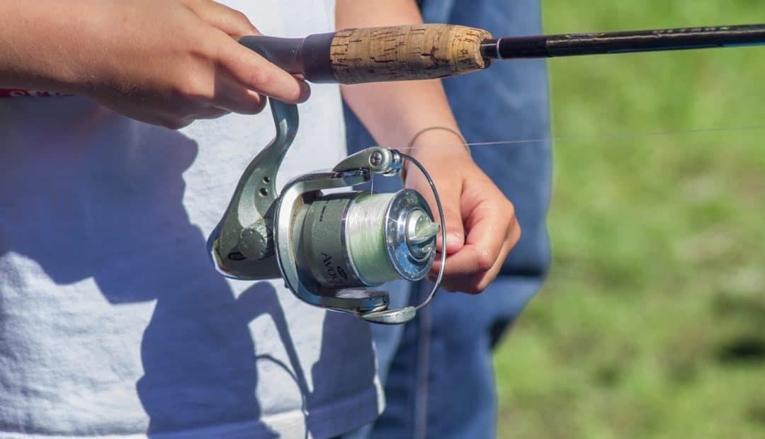 Pêche : comment choisir un bon moulinet ?